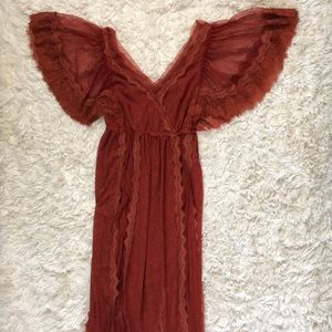 Free People Witchy Woman Dress
